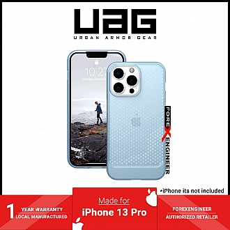 """UAG [U] Lucent for iPhone 13 Pro 5G 6.1"""" - Cerulean  (Barcode: 810070363406 )"""